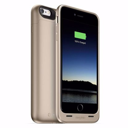 Picture of Mophie mophie Juice Pack Case for Apple iPhone 6 in Gold